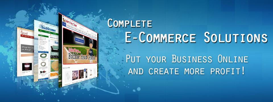 ecommerce website development bng design