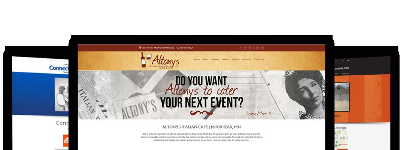 BNG Website Design Custom WordPress Development Fargo ND