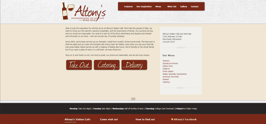 Altonys Before