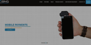 BNG Gateway - Mobile Credit Card Payments - BNG Design - Fargo, ND