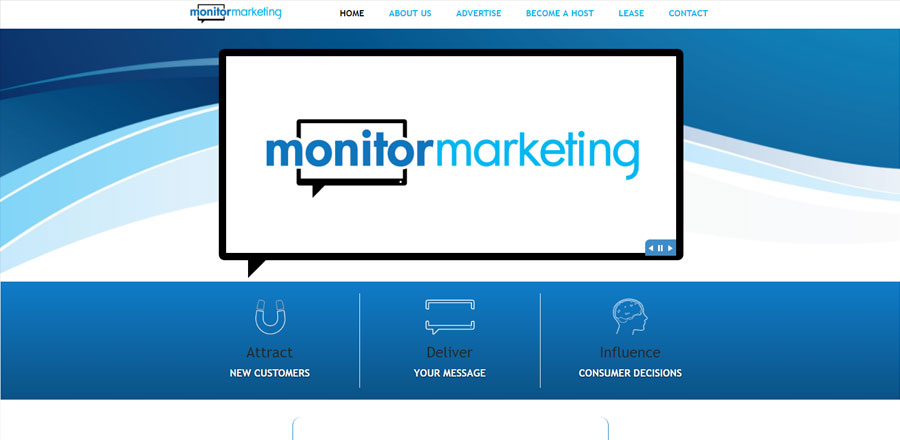 Monitor Marketing Before - BNG Design