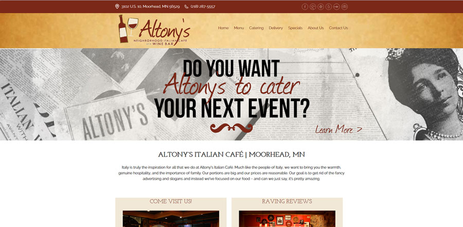 Altonys Home - BNG Design - West Fargo, ND