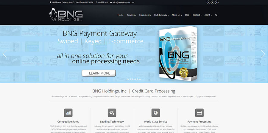 BNG Holdings Inc Home - BNG Design - West Fargo, ND
