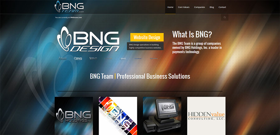 BNG Team Home - BNG Design - West Fargo, ND