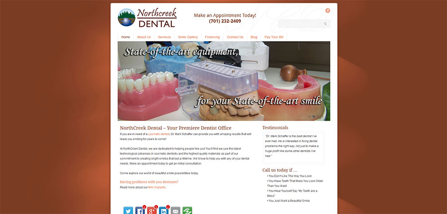 Northcreek Dental Home - BNG Design - West Fargo, ND