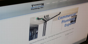 Thoreson Plumbing Featured Image - BNG Design - West Fargo, ND