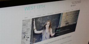 West 13th Salon Featured Image - BNG Design - West Fargo, ND