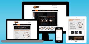 TrinSPIN - Web Design - BNG Design - Fargo ND