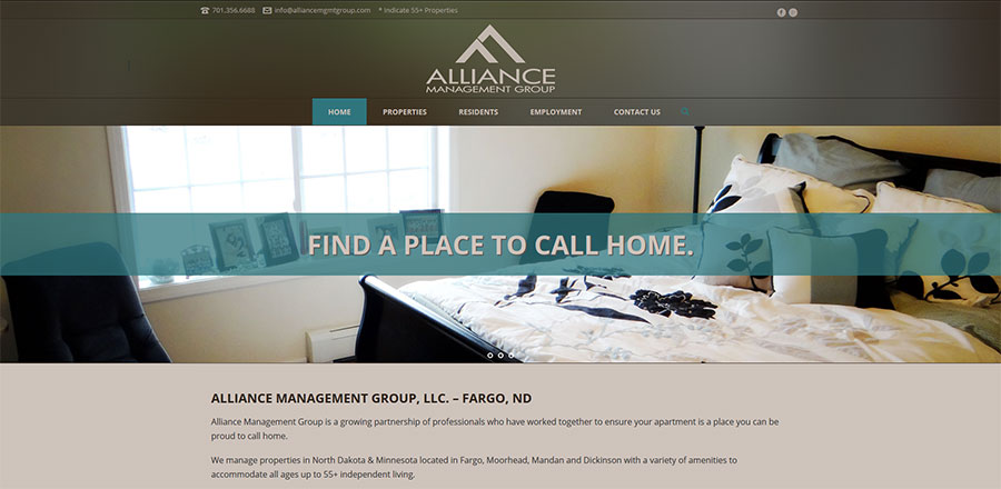 Alliance Mgmt Home - BNG Design - West Fargo, ND