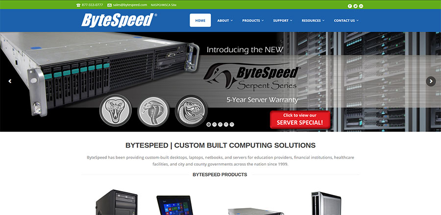ByteSpeed Home - BNG Design - West Fargo, ND