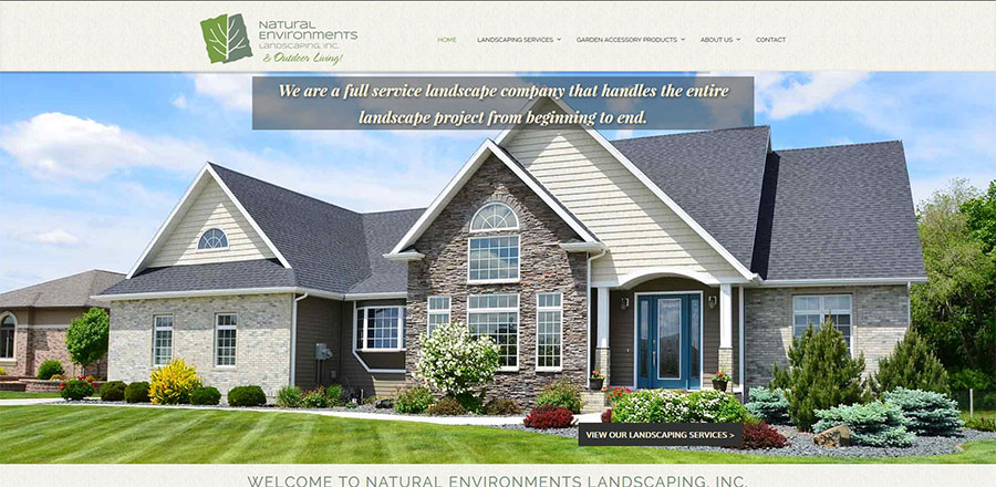 NEL Home Page - BNG Design - West Fargo, ND