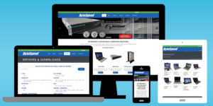 ByteSpeed Website - BNG Design - West Fargo, ND