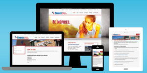 Choice Health & Fitness Website - BNG Design - West Fargo, ND