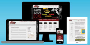 Fargo Bumper Website - BNG Design - West Fargo, ND