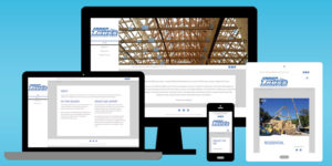 Fargo Truss Website Design - BNG Design - West Fargo, ND