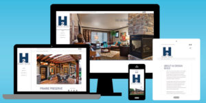 H2 Design Build Website - BNG Design - West Fargo, ND
