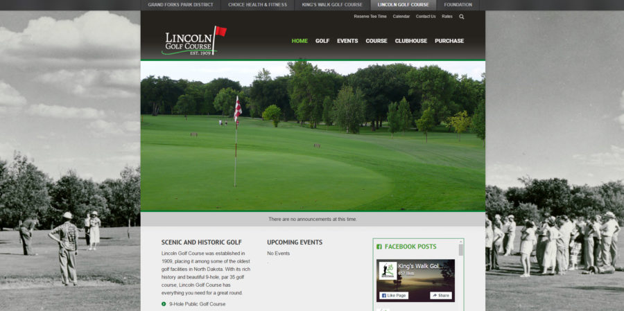 Lincoln Golf Course home - BNG Design - West Fargo, ND