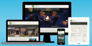 Natural Environments Landscapeing Website - BNG Design - West Fargo, ND