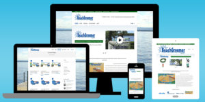BeachGroomer - Web Design - BNG Design - West Fargo, ND