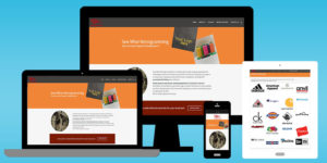 Sew What web design portfolio screenshots - BNG Design - West Fargo, ND