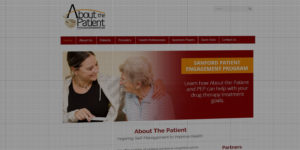 About the Patient website design and development - Health professionals and providers - BNG Design - Fargo, ND