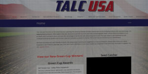 Talc USA website design and development - Talc supplier for farming and agriculture - BNG Design - Fargo, ND