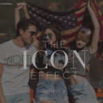 The Icon Effect website design and development - BNG Design - Fargo, ND