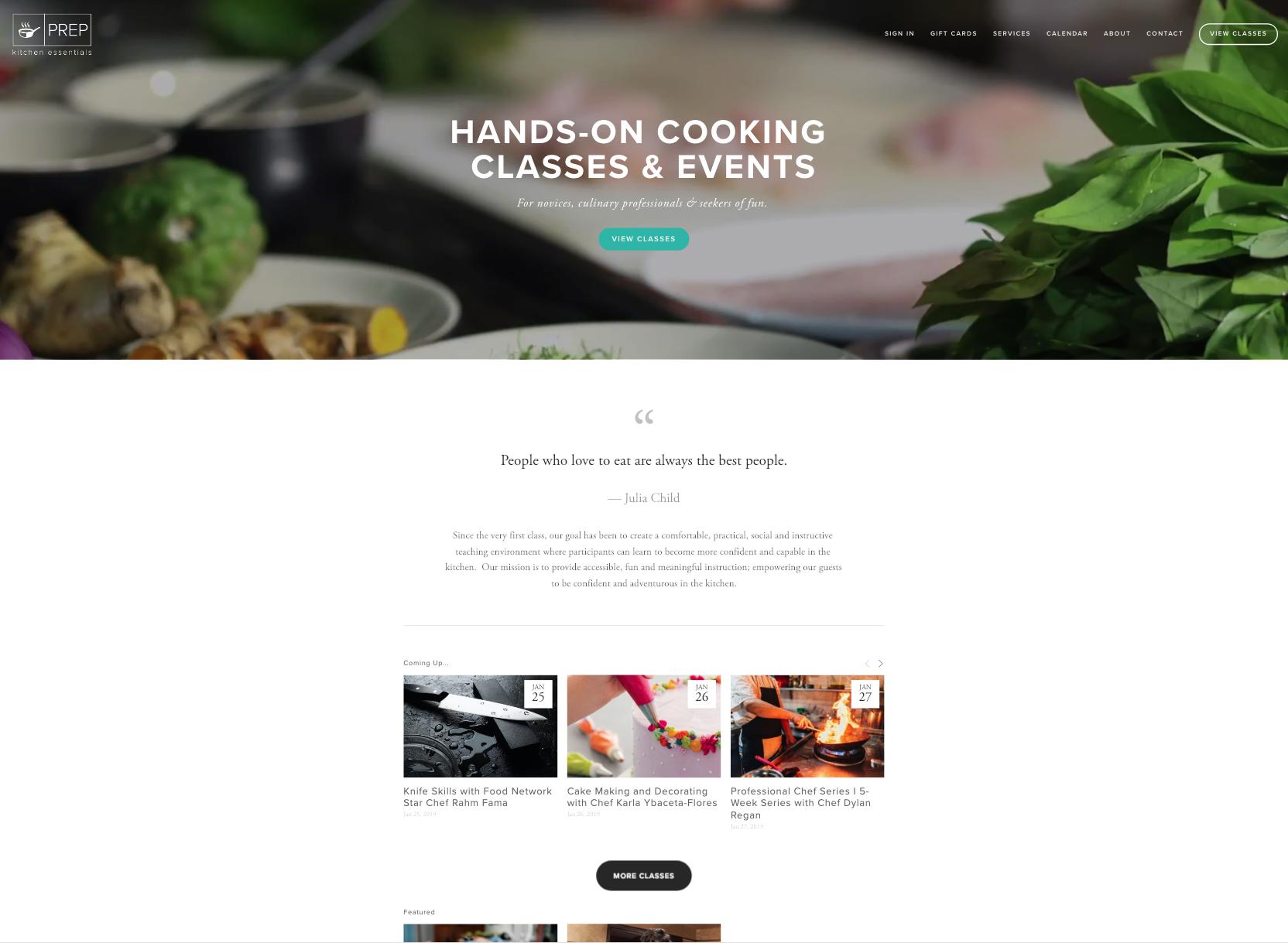 PREP Kitchen Essentials » BNG Design | Fargo, ND